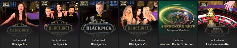 online kasiino mängud